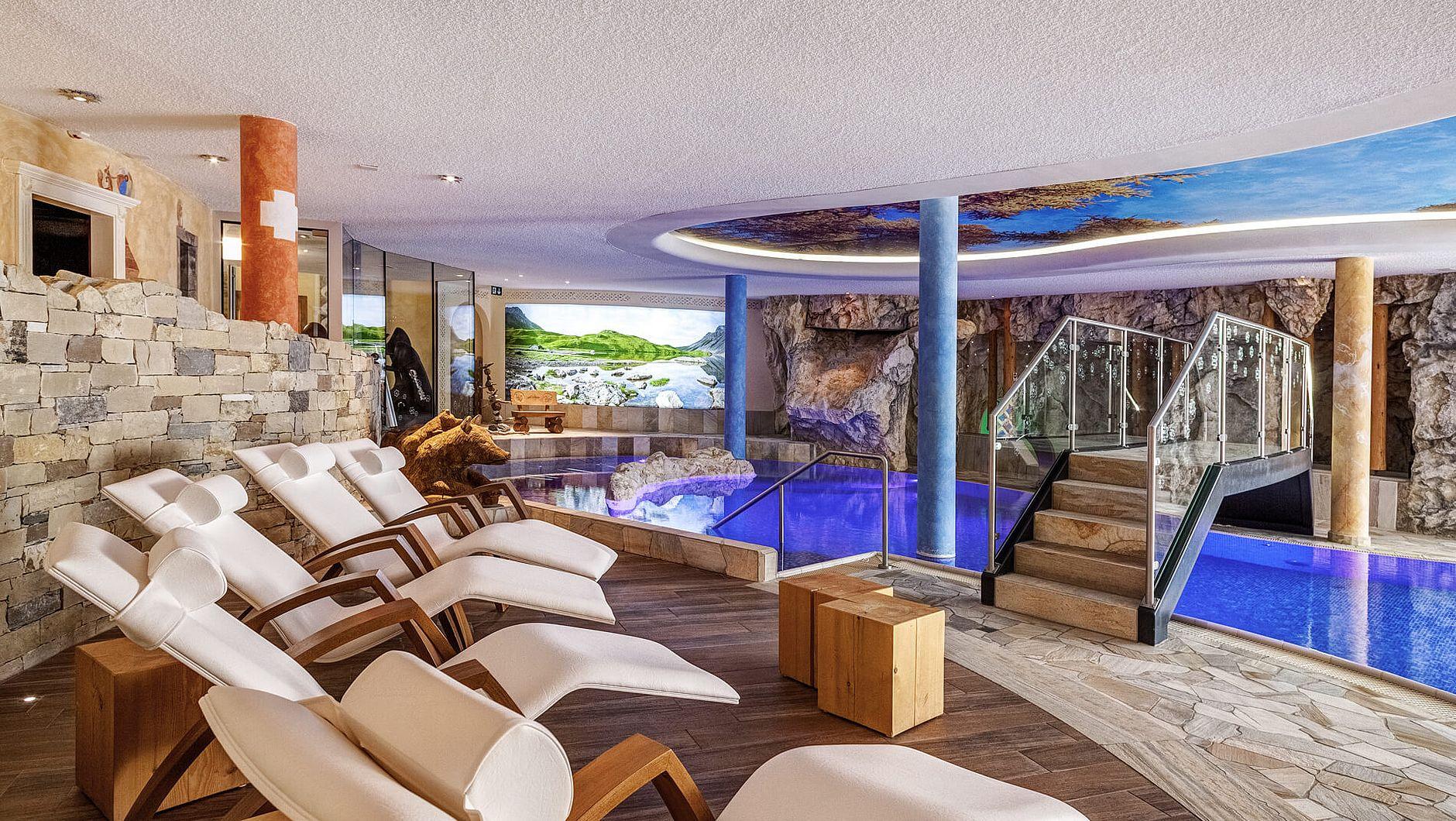 spa pool Hotel BelArosa