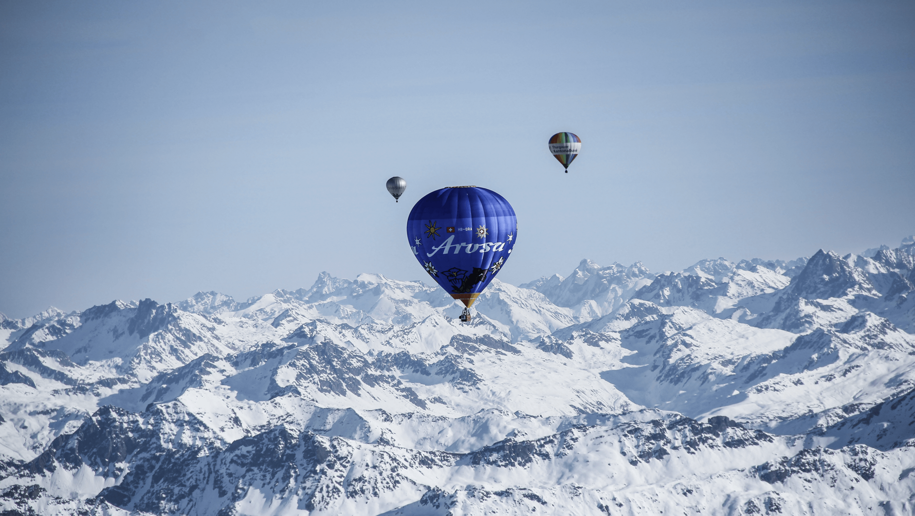 Alpine balloon week
