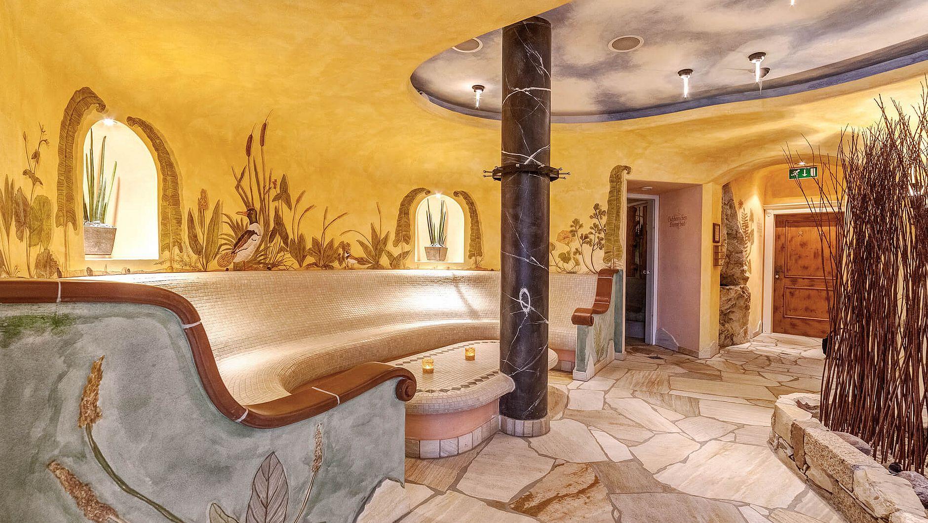 Spa area - Hotel BelArosa in Arosa